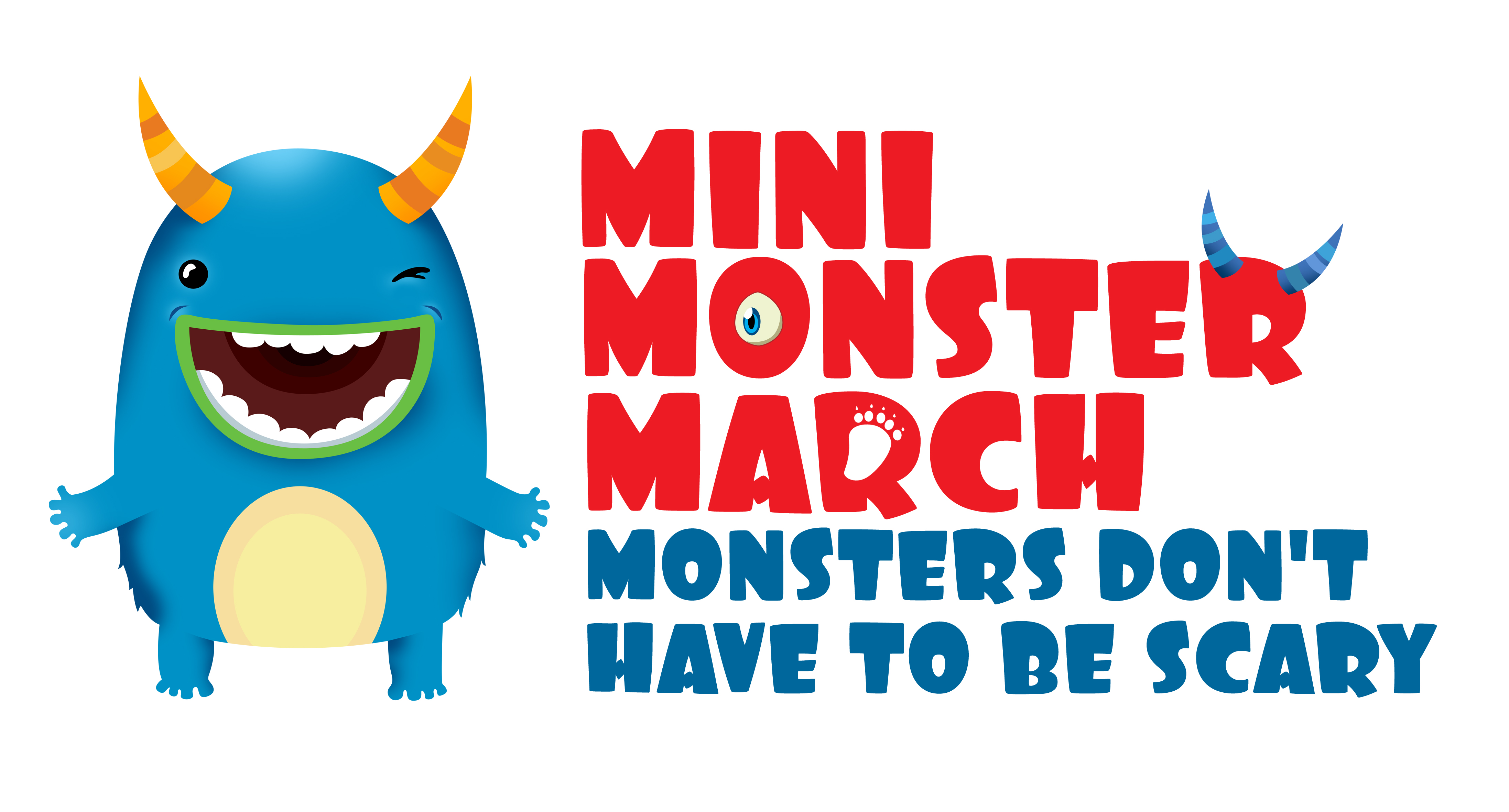 mini monster march logo